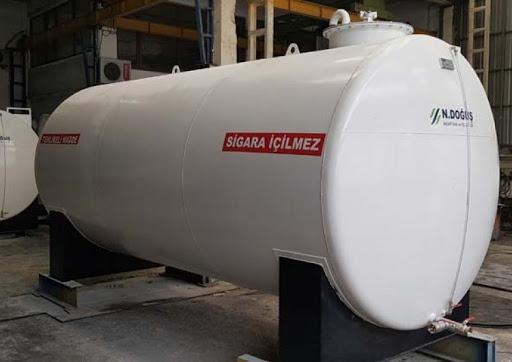 Yakıt tankı bakım ve onarımı