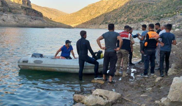 Siirt'te boğulma vakası