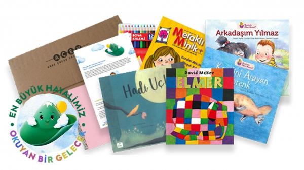 AÇEV, 100 bin çocuğu kitaplarla buluşturacak