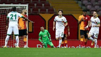 Alanyaspor, Galatasaray'ı 3 golle eledi