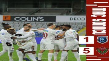 Başakşehir: 1 - Hatayspor: 5