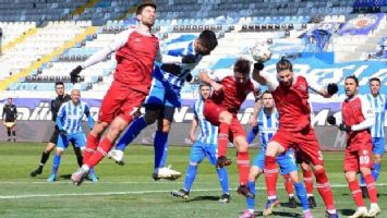 BB Erzurumspor:2 - F. Karagümrük: 2