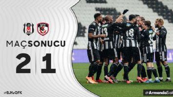 Beşiktaş 2-1 Gaziantep