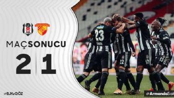 Beşiktaş 2-1 Göztepe
