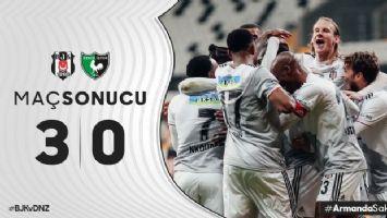 Beşiktaş 3-0 Denizlispor