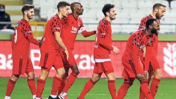 Beşiktaş, yarı finale yükseldi