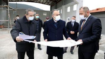 Bursa'nın dağ ilçelerinde atık sorunu tarih oluyor