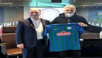 Çaykur Rizespor, Marius Sumudica ile 1,5 yıllık sözleşme imzaladı