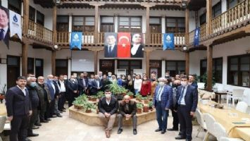 DEVA Partisi Malatya Arapgir Naci Güleç'e emanet