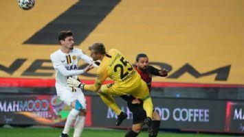 Gaziantep FK seriyi bozmadı