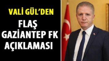 Gaziantep FK, Vali'nin yüzünü 'Gül'dürmedi