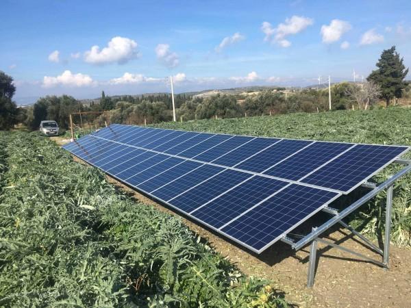 Güneş enerjili tesisi yaptırılacak