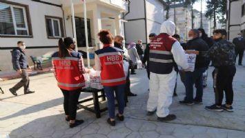 Hatay Büyükşehir'den Koronavirüs'le amansız mücadele