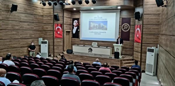 İl Göç Kurulu ve İnsan Ticareti ile Mücadele Kurulu Koordinasyon Toplantısı Yapıldı