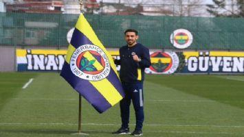 İrfan Can Kahveci: İnşallah Fenerbahçe'den Avrupa'ya gideceğim