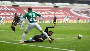 Konyaspor-Göztepe: 2-3
