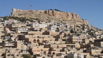 Kaleler şehri Mardin
