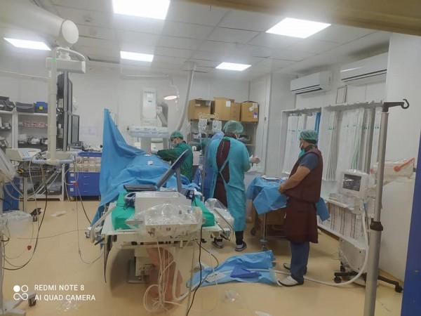 Kalıcı kalp pili nakledilen hasta sağlığına kavuştu