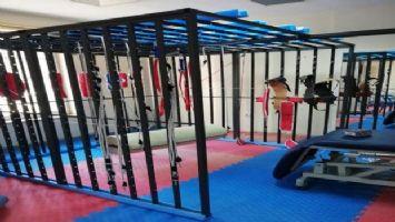 Mardin'de engellilere yönelik uzay terapisi açıldı