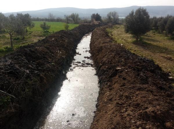 MASKİ tarım arazilerini koruma altına alıyor