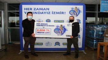 Metro Türkiye'den İzmir'de 'Küçük İşletmem' desteği