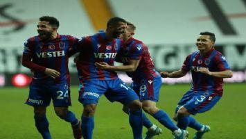 Nefes kesen maçta kazanan Trabzonspor