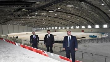 Osmangazi Belediyesi'nin atletizm pisti dünyaya örnek olacak