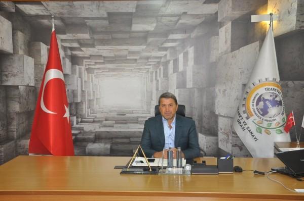 Siirt TSO Başkanı Güven Kuzu'dan kurban bayramı mesajı
