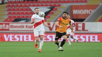 Süper Lig: Göztepe: 0 - Antalyaspor: 1 (Maç sonucu)