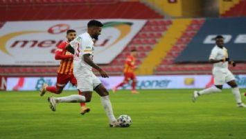Süper Lig: Kayserispor: 1 - Yeni Malatyaspor: 0 (Maç Sonucu)