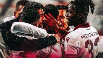 Trabzonspor 1-0 Gaziantep FK