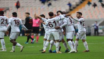 Trabzonspor 'Gümrük'e takılmadı