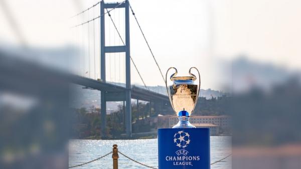UEFA Kupası İstanbul'a geldi