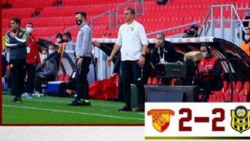 Yeni Malatyaspor: 'Biz mücadele takımıyız'