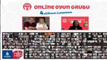 Yuvamız I?stanbul Online Oyun Grupları Projesi'nin 4'ncüsü başlatıldı