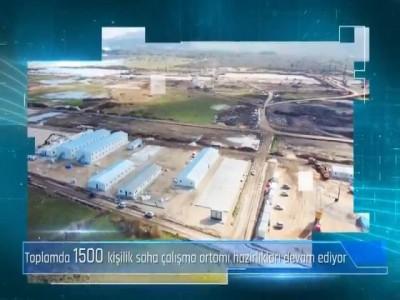 TOGG Gemlik Tesisi'nin alt yapısı hazırlanıyor